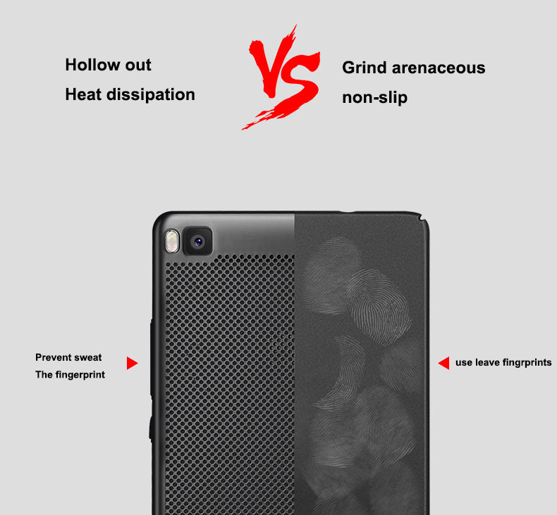 huawei P8 lite anti heat case in pakistan