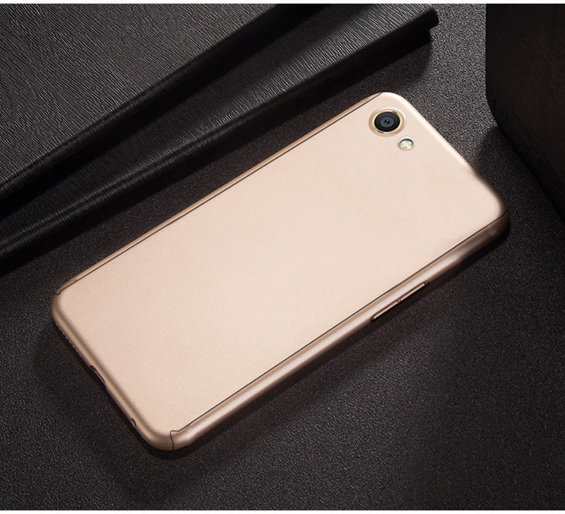 oppo 360 degree case will glass