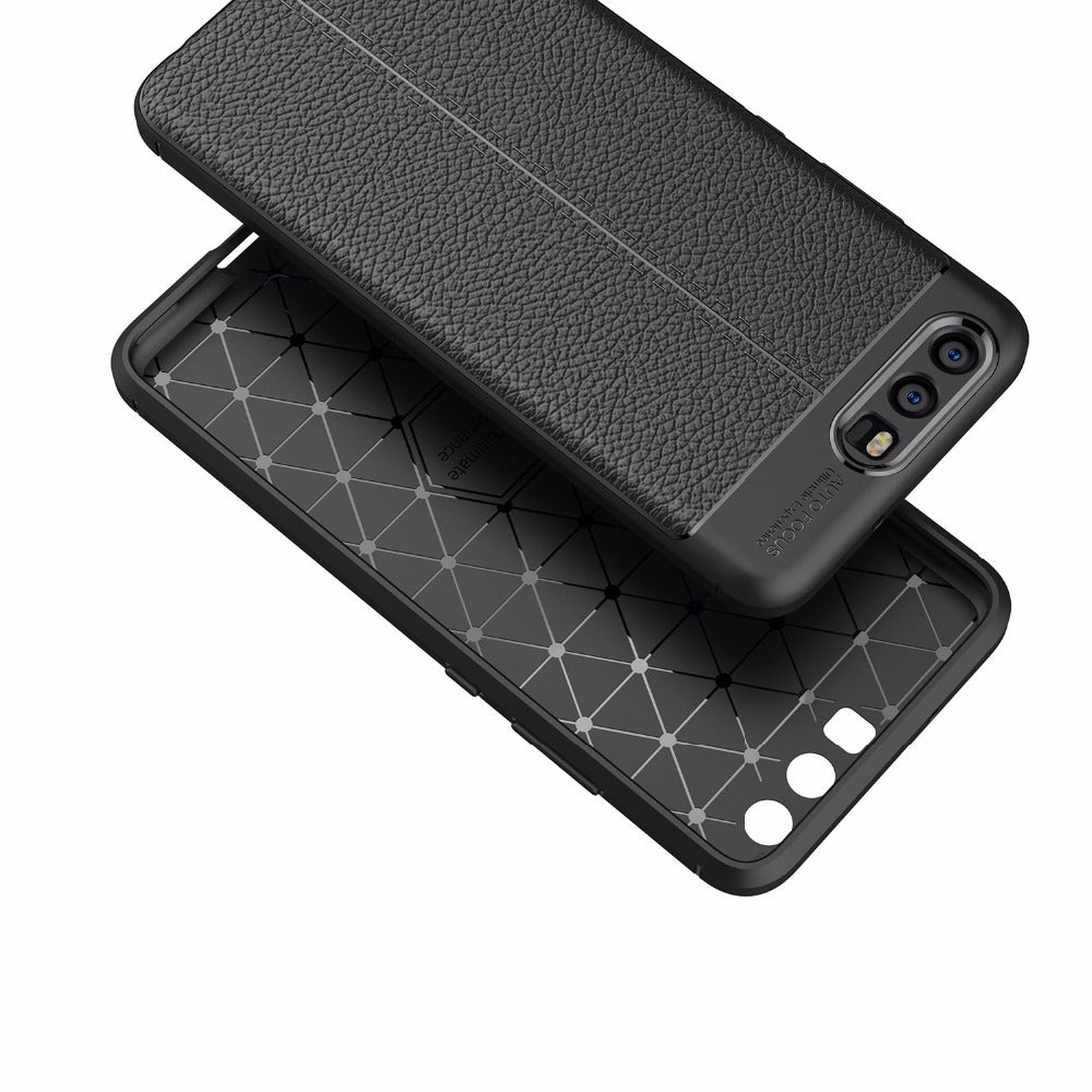leather tpu case huawei