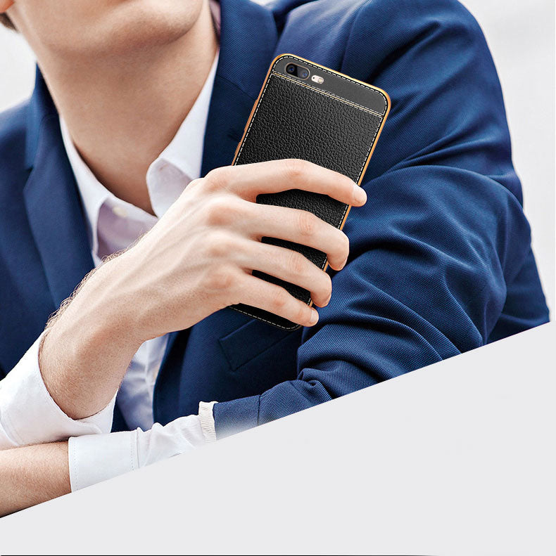 Oneplus 5 Leather Soft pu Case  in hand 1 for online buy