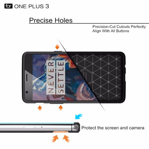 Precise holes oneplus 3/3T cover Pakistan buy