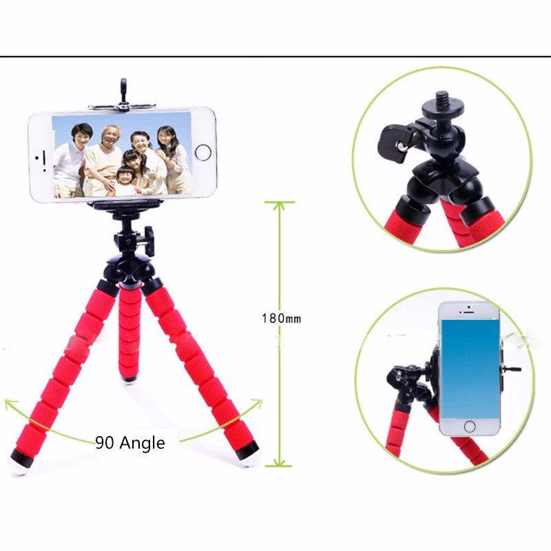 Octopus Tripod Bracket Stand Mount