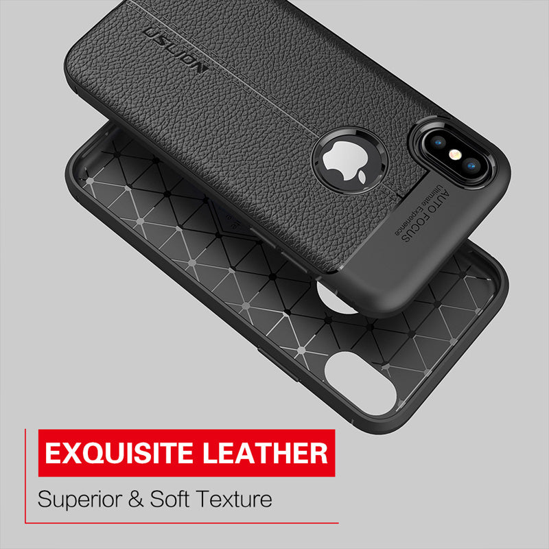 iphone X leather tpu case in pakistan
