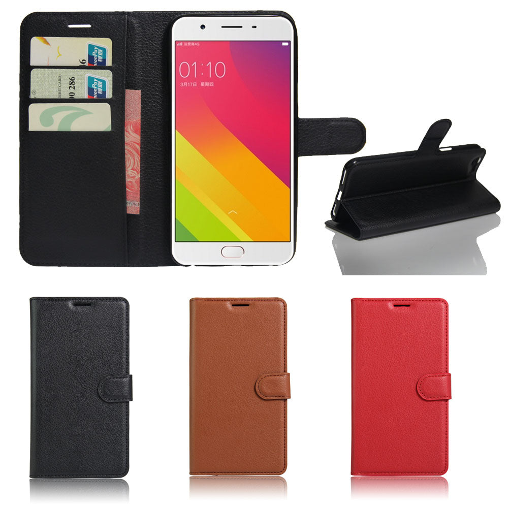 oppo leather flip cover in pakistan