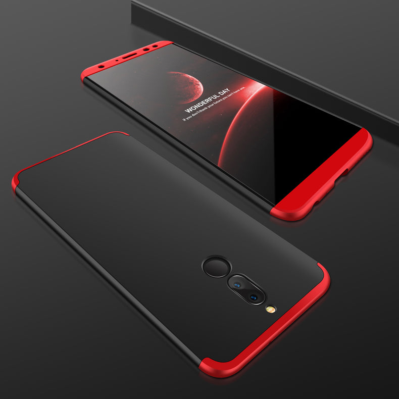 mate 10 lite GKK case red black