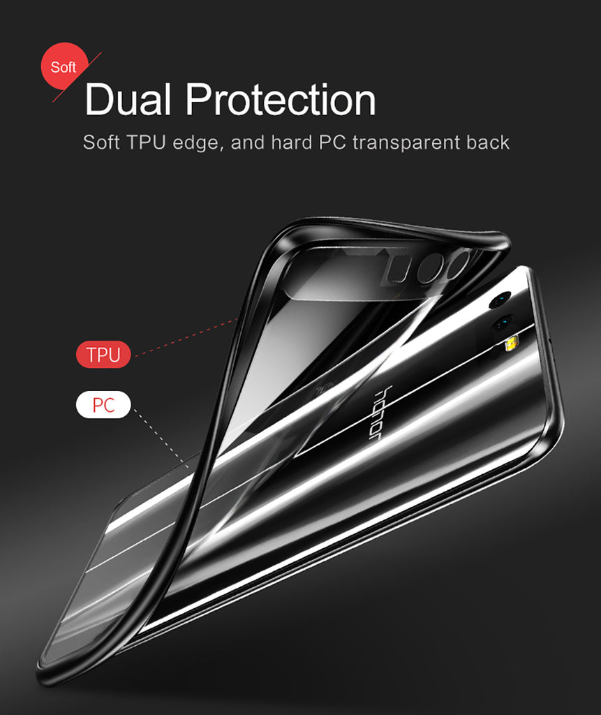 full protective case huawei acrylic