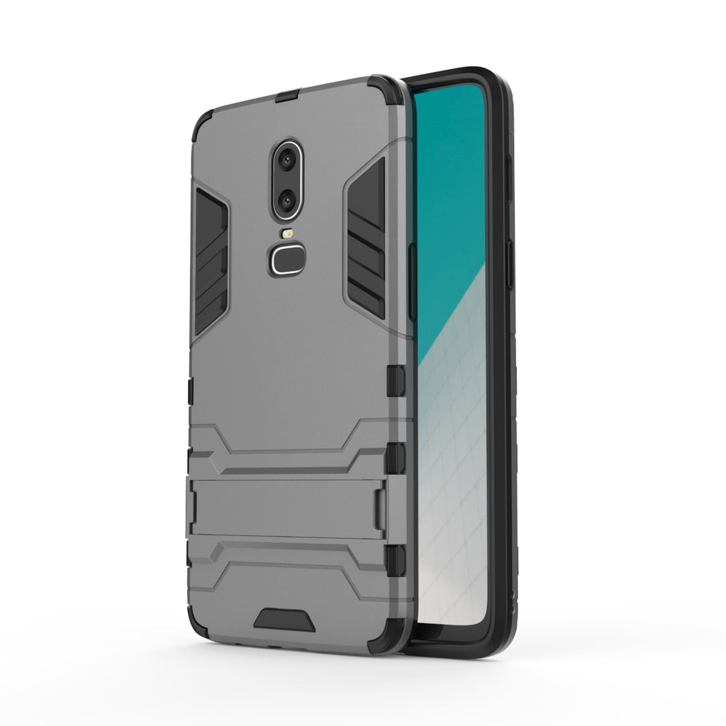 oneplus 6 iron man case