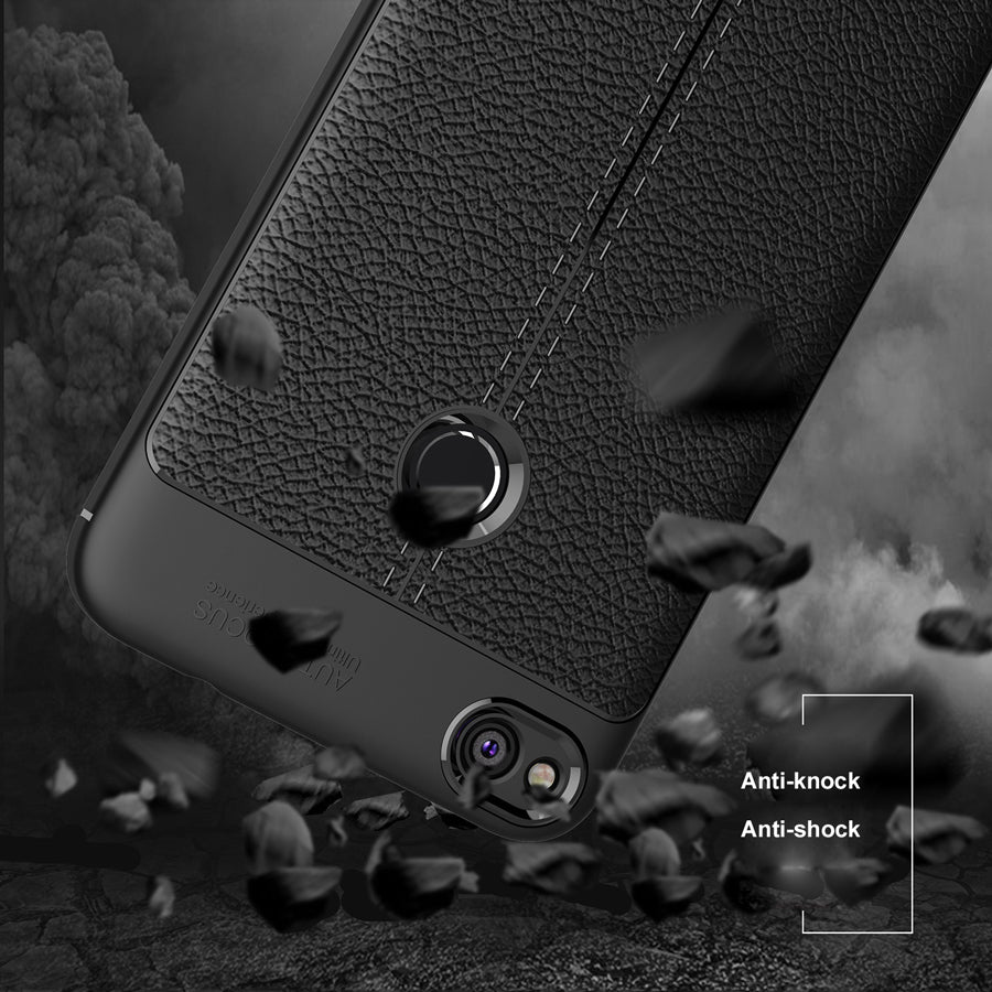 leather tpu case huawei p8 lite