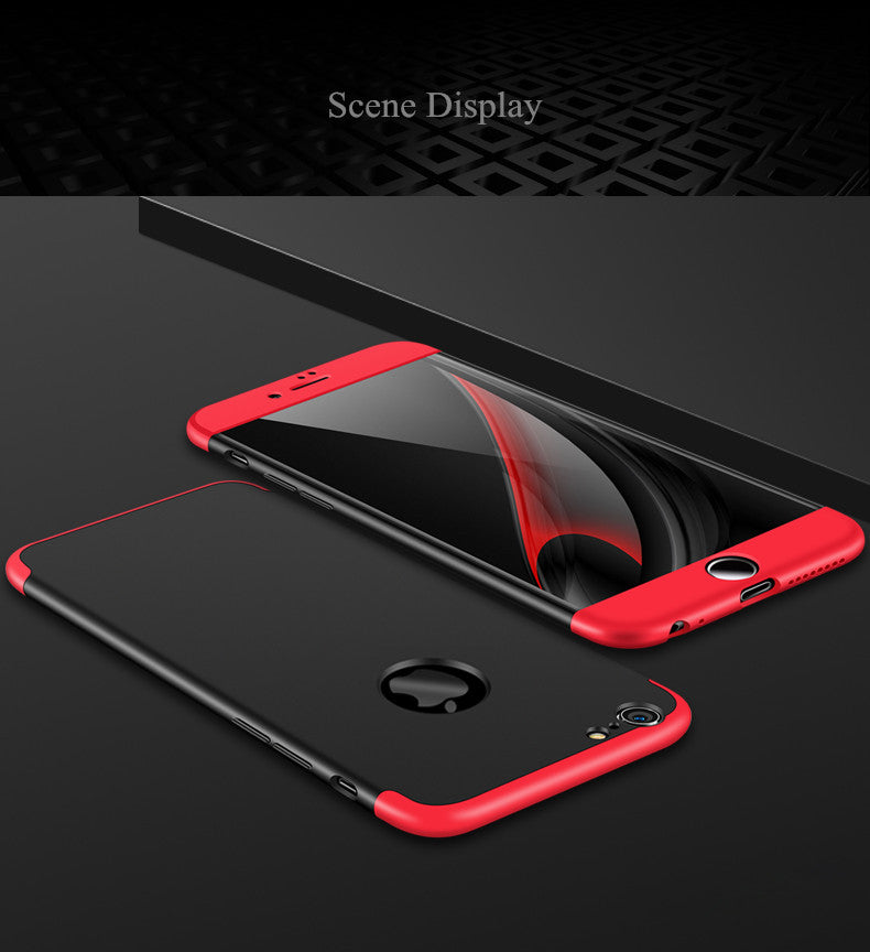 GKK case iphone black+Red pakistan