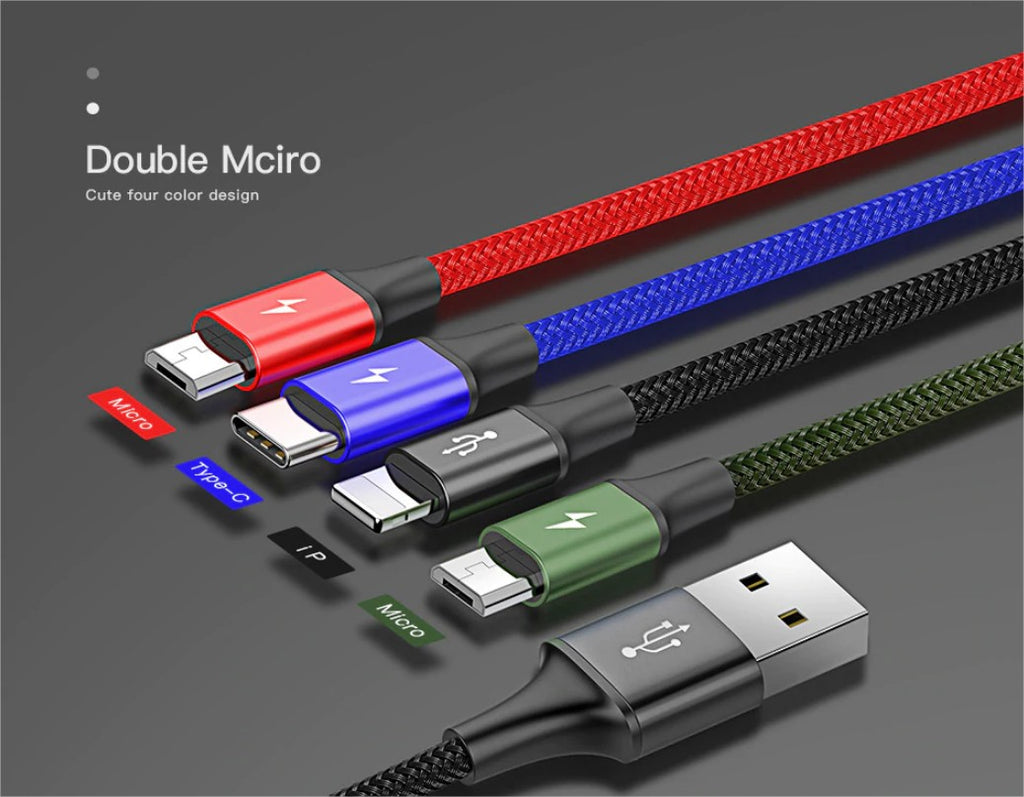 baseus 4 in 1 cable in pakistan