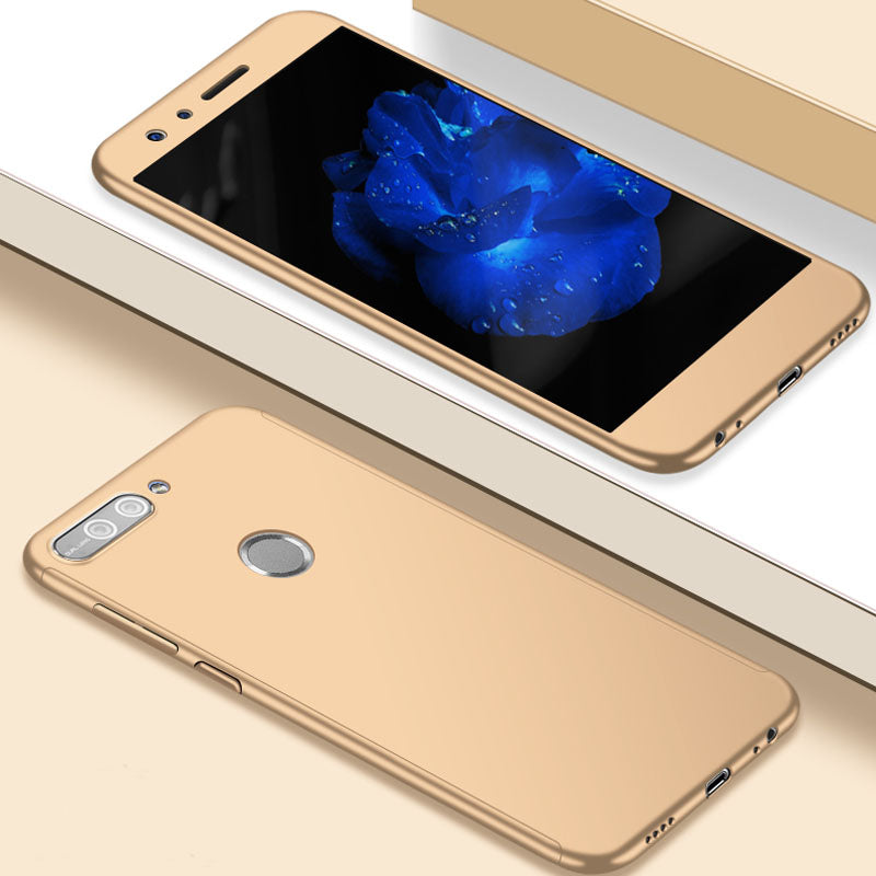 y7 prime 360 case in pakistan gold