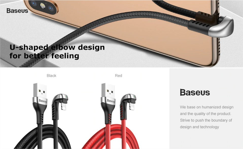 baseus game charging cable in pakistan