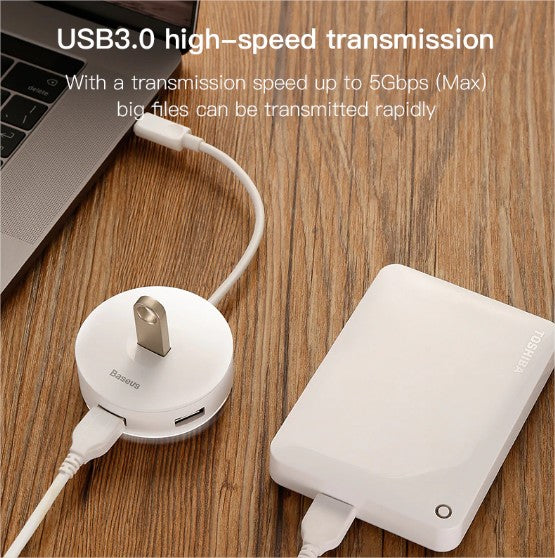 Baseus USB HUB USB 3.0 USB C HUB for MacBook buy in pakistan