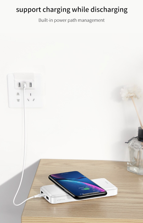 BASEUS M36 WIRELESS CHARGER / POWER BANK in Pakistan