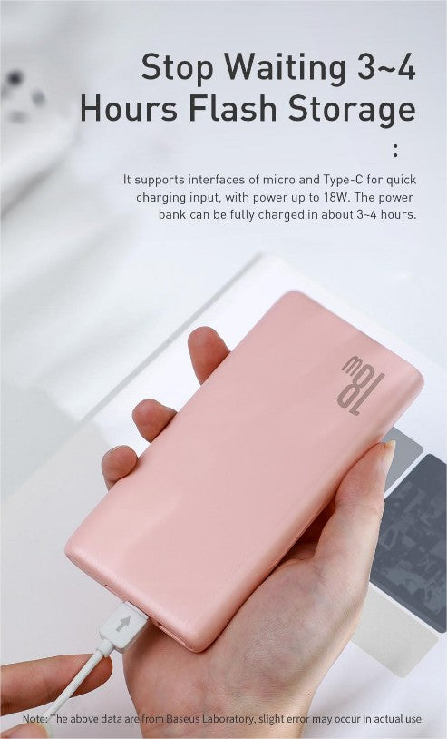 baseus power bank in pakistan