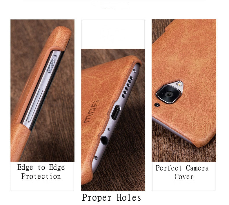 Mofi leather cover in Pakistan oneplus 3/3T