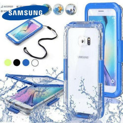 100% Waterproof Heavy Duty Dust Proof For Samsung - Phonecase.PK