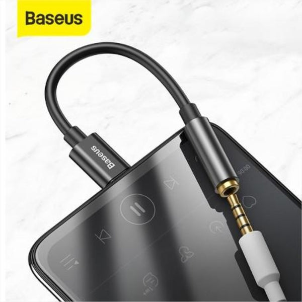 Baseus L54 Type c to 3.5mm earphone headphone adapter usb c to 3.5 jack audio Earphone Cable Adapter