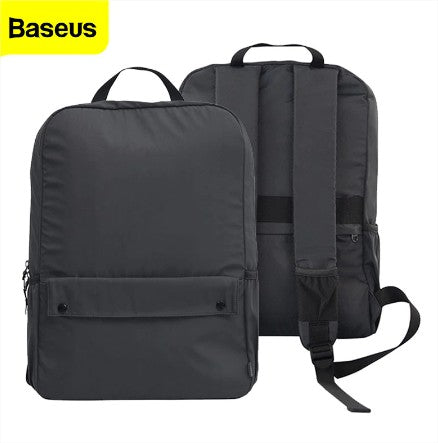 Baseus Laptop Bag For Macbook Air Pro 14 13 15 15.6 16 Inch Fashion Travel Laptop Backpack For Mac iPad Pro Notebook School Bag