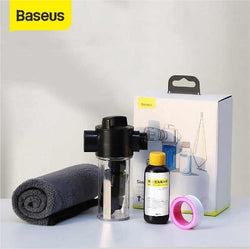 Baseus Car Wash Vehicle Cleaning Kit to Wash Car Exterior & Interior Home Cleaning Kit Microfiber Towels Cleaning Kit
