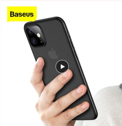 iPhone 11 Series Baseus 0.4mm Ultra Thin Case Wing Series