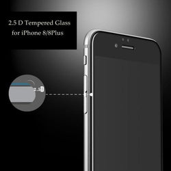 2.5 D Tempered Glass Protector for iPhone 8/8Plus - Phonecase.PK