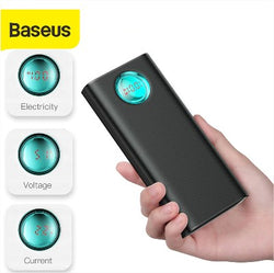 Baseus 20000mAh Power Bank 18W PD 3.0 QC3.0 Fast Charging Supported PPALL-LG01