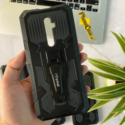 iCrystal Branded Military Army Grade Hybrid shock Proof Case For All Oppo Models