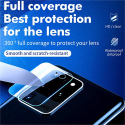 Galaxy 9D Camera Lens Tempered Glass Protector