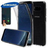 360 Back+Front Cover Tpu For All Samsung Smartphones