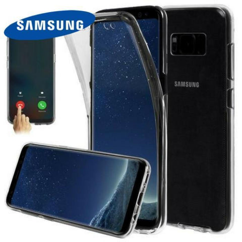 360 Back+Front Cover TPU For All Samsung SmartPhones - Phonecase.PK