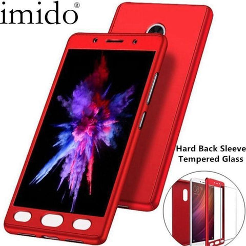 360 Degree Full Protection Front+Back+Free Glass Xiaomi Redmi - Phonecase.PK