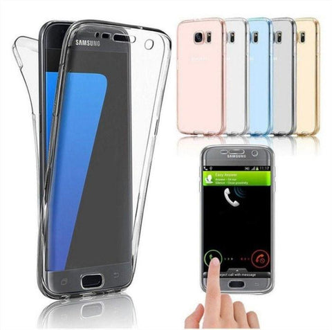 bc52878df PK  360 Front Back cover TPU for Samsung Galaxy All Models - Phonecase.