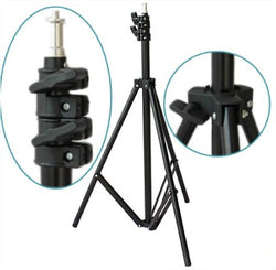 2m Light Stand Max Load to 5KG Tripod for Photography, Videography, Ring Lights