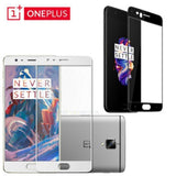 3D Edge to Edge Covered Glass For OnePlus 3/3t & 5 - Phonecase.PK