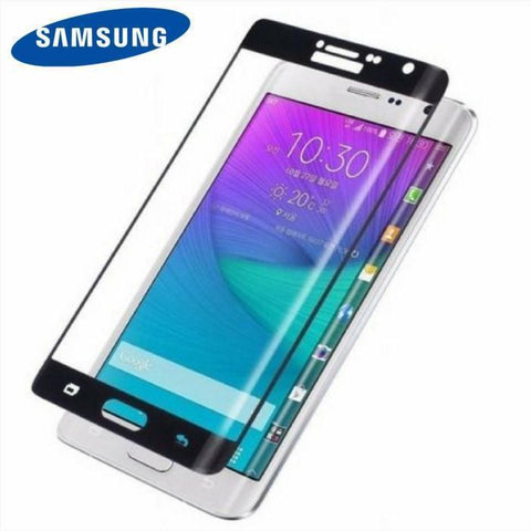 3D Full Cover Tempered Glass For Samsung Galaxy Note Edge N9150 - Phonecase.PK