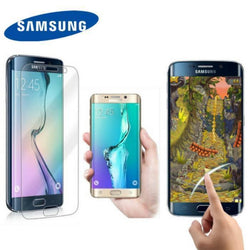 3d Full Cover Tempered Glass For Samsung Galaxy S7edge ,S6 Edge Plus And S6edge - Phonecase.PK