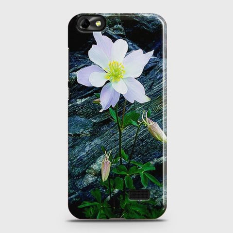 Huawei Honor 4C White Flower Phone Case - Phonecase.PK
