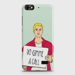 Huawei Honor 4C Gimme A Call Phone Case - Phonecase.PK