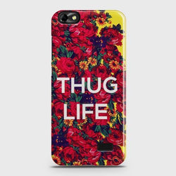 Huawei Honor 4C Beautiful Thug Life Phone Case