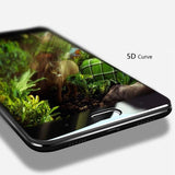5D Full Covered Edge to Edge OnePlus 3/3T/5T Glass Protector - Phonecase.PK