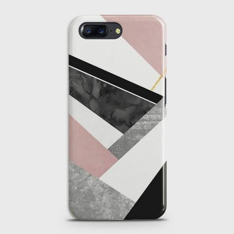 OnePlus 5 Luxury Marble design Case