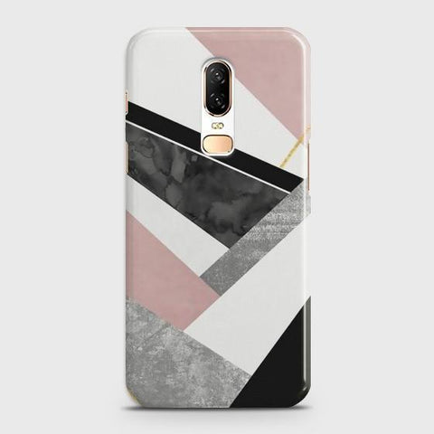 OnePlus 6 Luxury Marble design Case