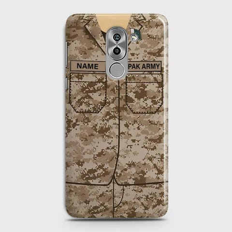 Huawei Honor 6X Army shirt with Custom Name Case - Phonecase.PK