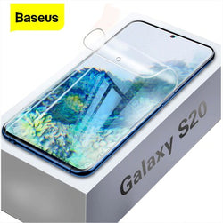 Galaxy S20 Series Baseus 2pcs 0.15mm Screen Protector Ultra Front Cover Film Soft Protective Film