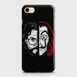 IPHONE 8 MONEY HEIST PROFESSOR Case