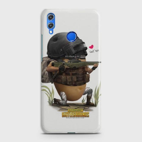 Huawei Honor 8C PUBG Phone Case - Phonecase.PK