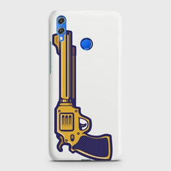 Huawei Honor 8C Retro Gun Phone Case