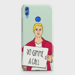 Huawei Honor 8C Gimme A Call Phone Case - Phonecase.PK