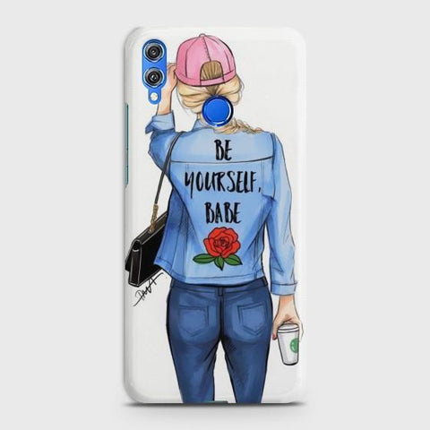 Huawei Honor 8x Lady Boss Phone Case - Phonecase.PK